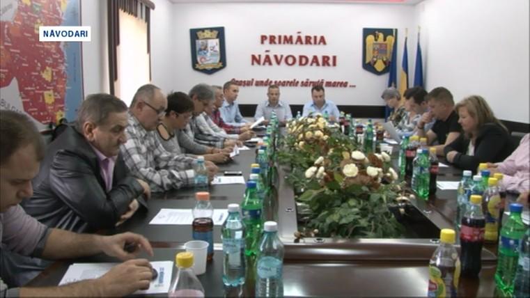 sedinta consiliul local Navodari